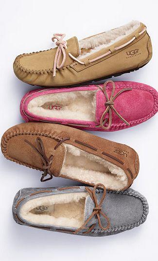 UGG slippers #socozy