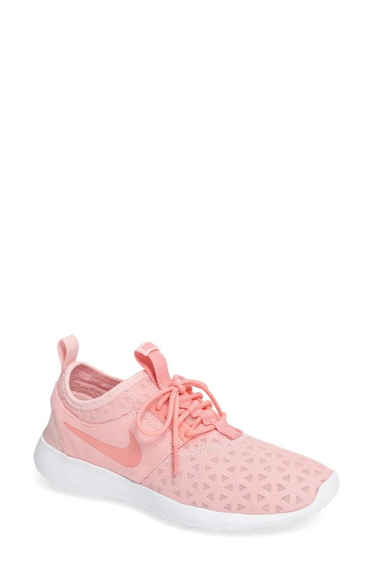 YES!! LOVE these pink NIkes! 'Juvenate' Sneaker