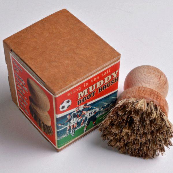 Football Muddy Boot Brush