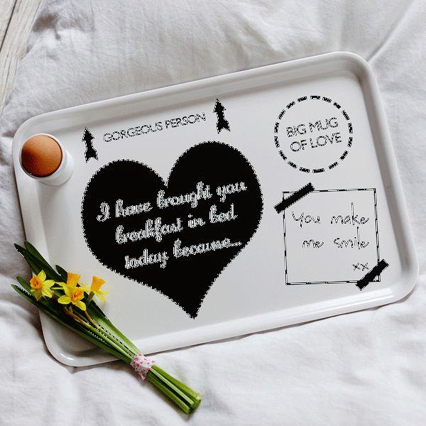The love tray