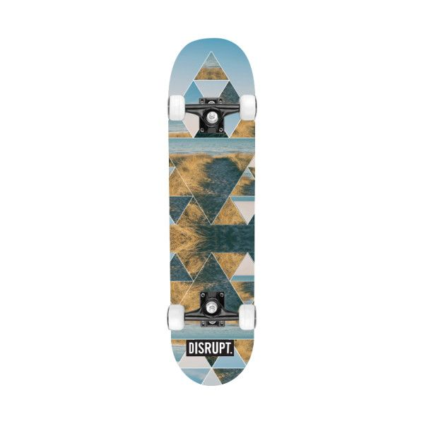 Skateboard Ideas Part - 19: Gifts For Him : Vibes Skateboard Deck