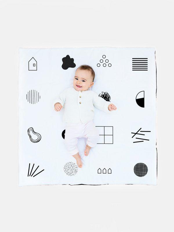 Deuz Cosy Baby Mat - Graphics