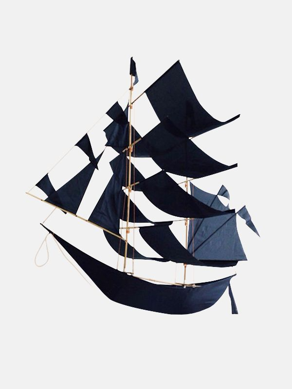 Haptic Lab – flying dutchman large ship kite