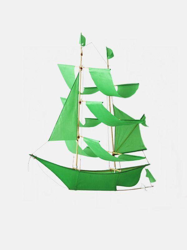 HapticLab sailing ship kite | moonpicnic.com