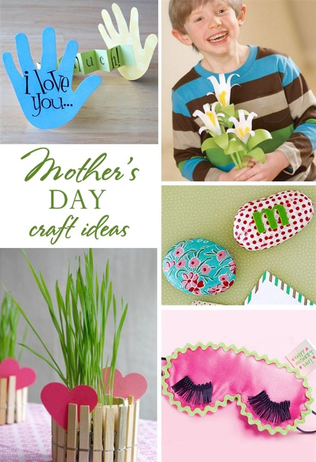 Mom Birthday Gifts 5 Easy Kid Mothers Day Crafts Diy Tutorials That Are Simple Fun And