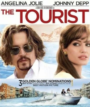 Angelina Jolie and Johnny Depp star in The Tourist, which is set in Italy.