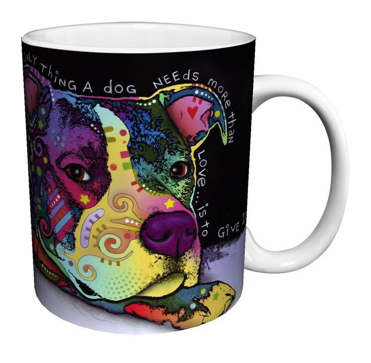 Mom Birthday Gifts Dean Russo Dog Themed Coffee Mugs