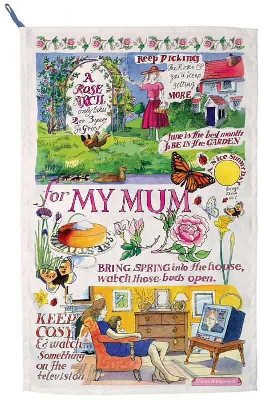 Mom Birthday Gifts Emma Bridgewater Year In The Country Mum Cotton