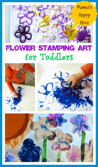 Mom Birthday Gifts Enjoy 4 Gorgeous Flower Art For Toddler