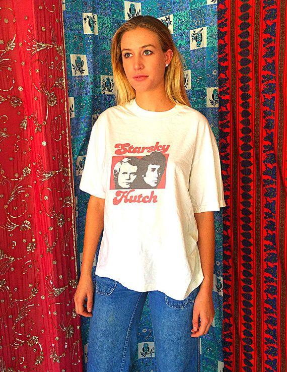 Fun STARSKY & HUTCH vintage t-shirt.