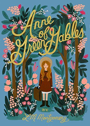 Mom Birthday Gifts Gorgeous Artwork Anne Of Green Gables Book