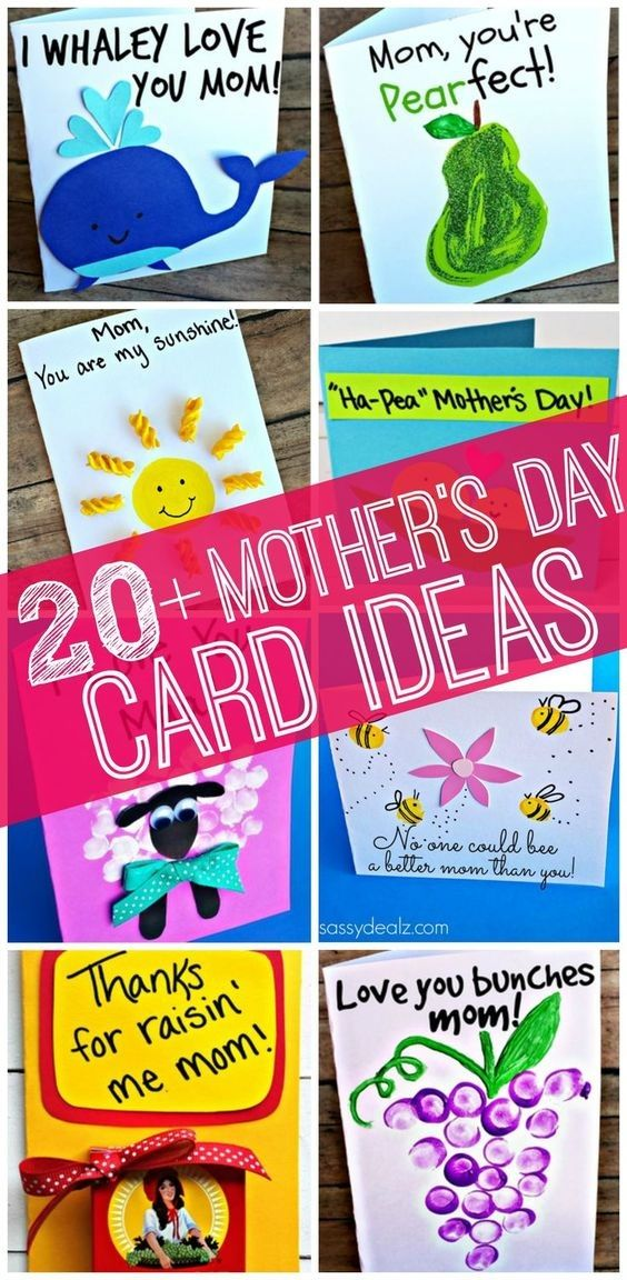 Mom Birthday Gifts Here Are A Ton Of Homemade Mothers Day Cards