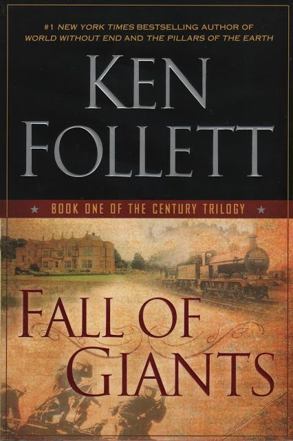 Ken Follett FALL OF GIANTS The Century Trilogy book 1. Learn more on Review This...