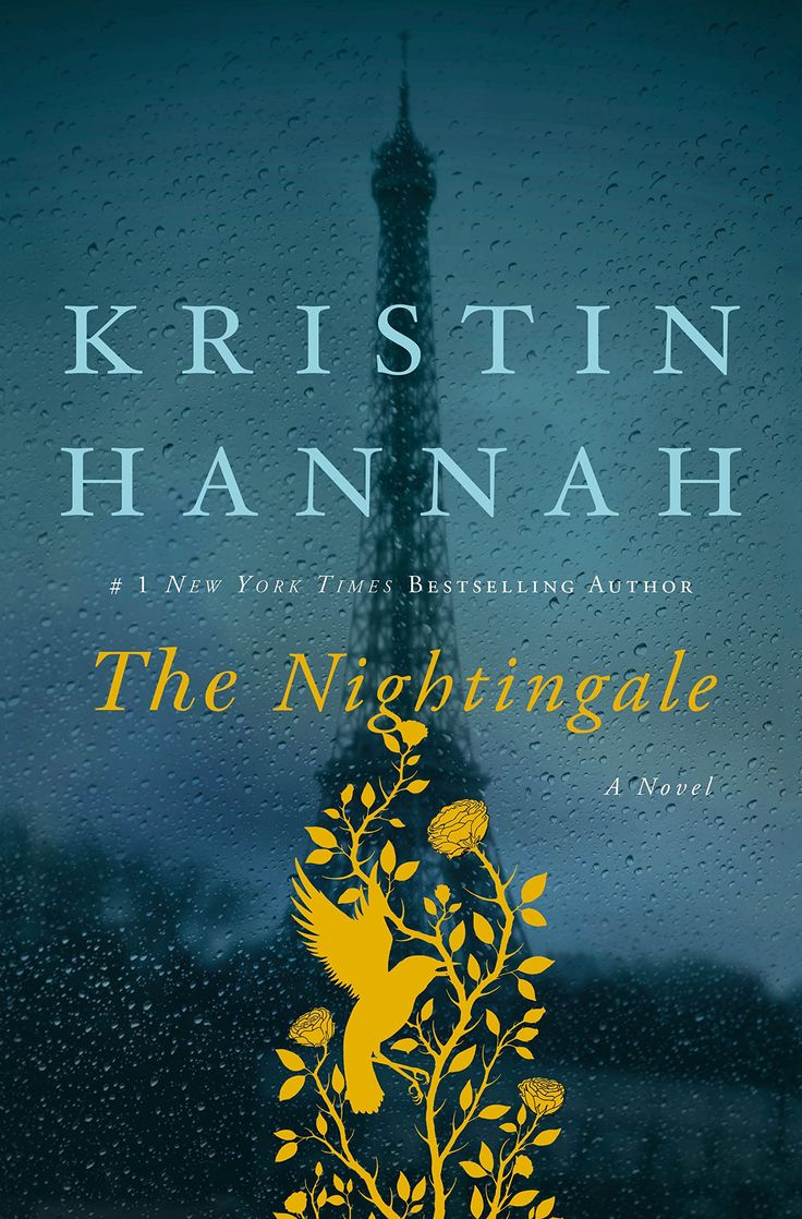 Kristin Hannah's The Nightingale Book Review #bookreviews @/reviewthisblog #ww...