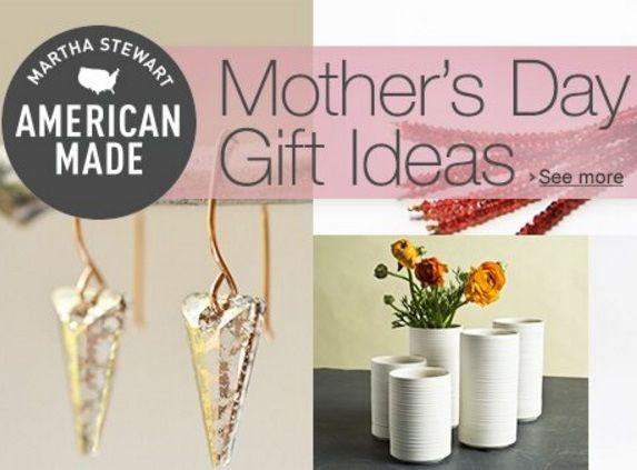 Mom Birthday Gifts Martha Stewarts American Made Program Is Also