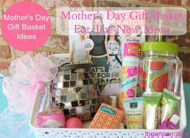 Mom Birthday Gifts Mothers Day Gift Basket For The New