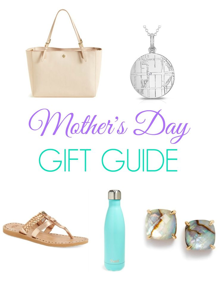 Mother's Day Gift Guide + a Maps by A. Jaffe Giveaway (worth $195)!