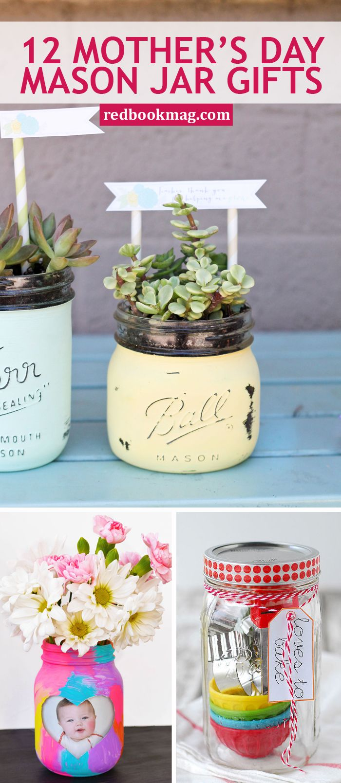 mom birthday gifts mother s day mason jar gift ideas if you want