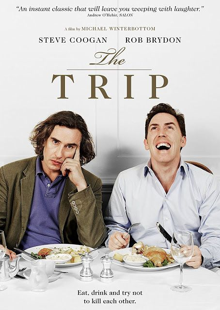 Movie Treasures By Brenda: The Trip (2011) Movie Review - part travel, part come...