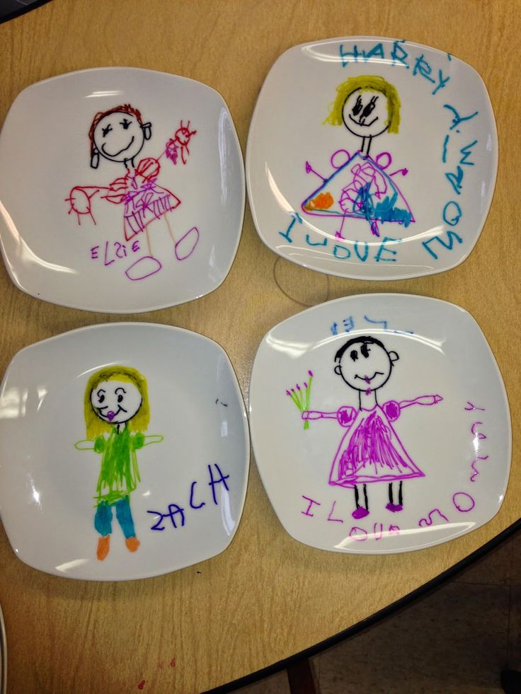 Mrs. Goff's Pre-K Tales { I love how she got these little plates at the doll...