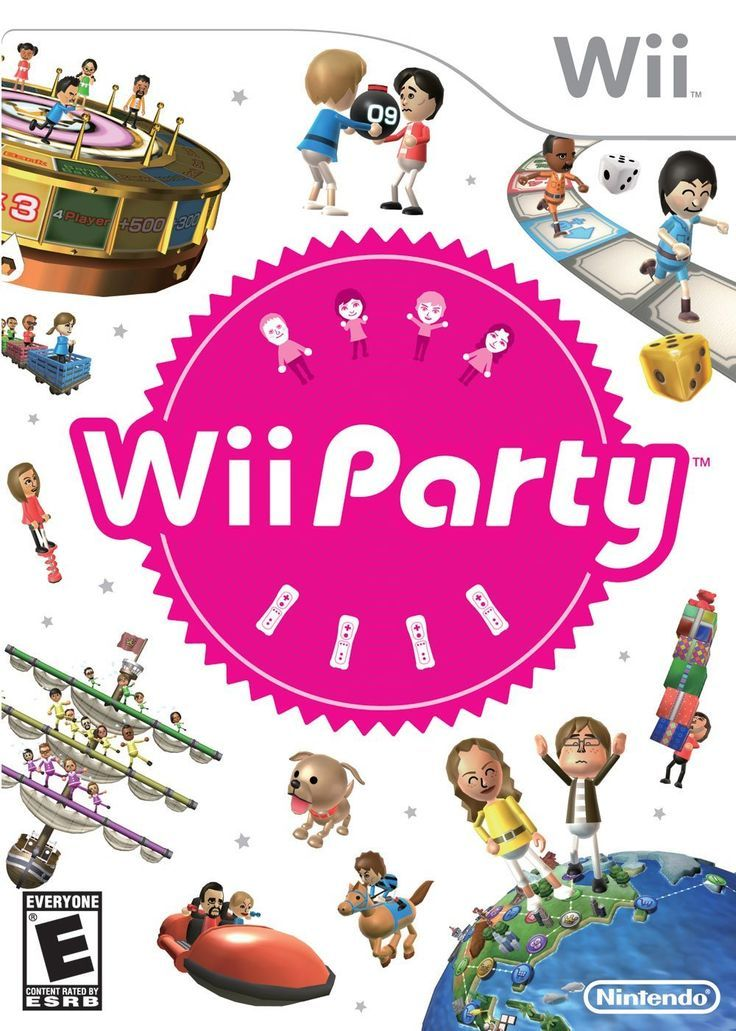 Nintendo's Wii Party has been around for awhile but it is still a great fami...