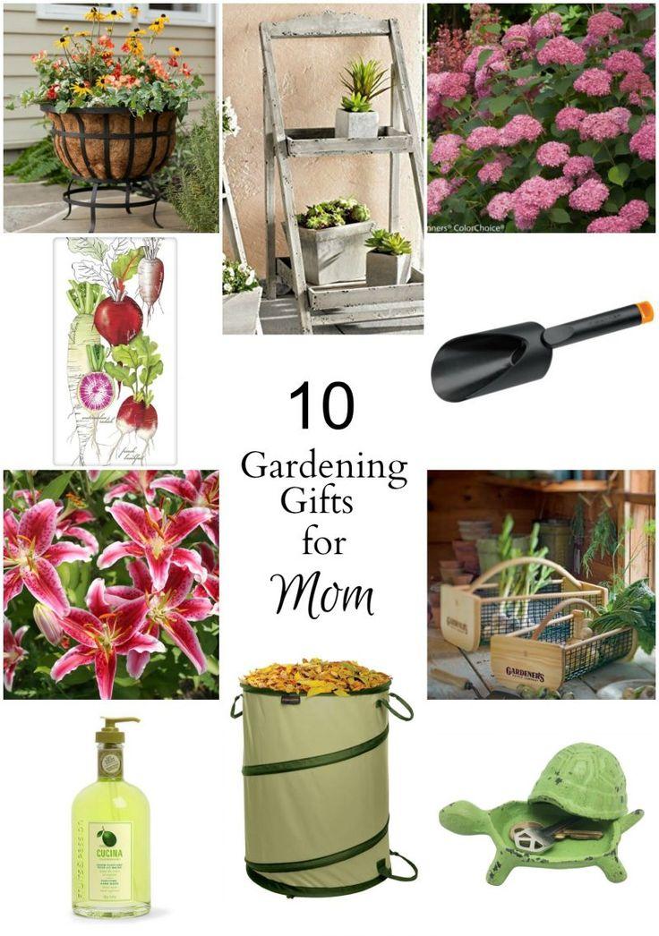 Mom Birthday Gifts Sharing 10 Gardening For