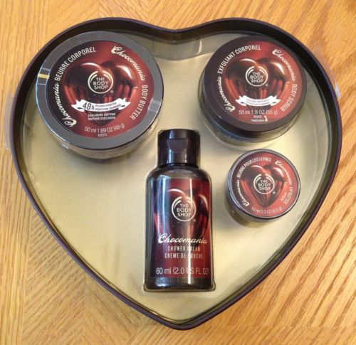 Mom Birthday Gifts The Body Shop Chocomania Gift Set Great