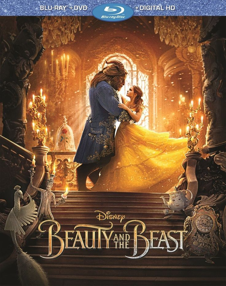 The live 2017 version of Disney's Beauty and the Beast with Emma Watson and ...