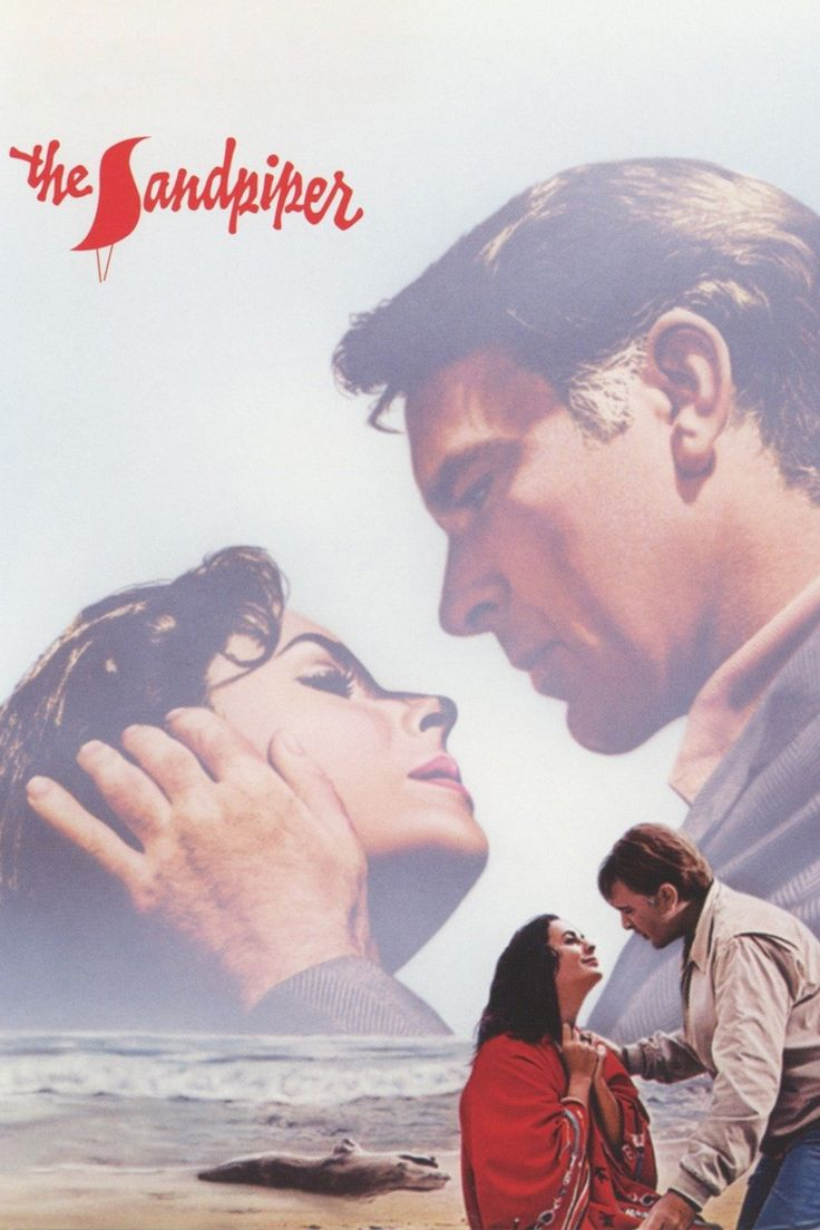 The Sandpiper is a romantic movie that features Elizabeth Taylor and Richard Bur...