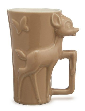 Mom Birthday Gifts This Handsome Bambi Figural Coffee Mug Is Sold