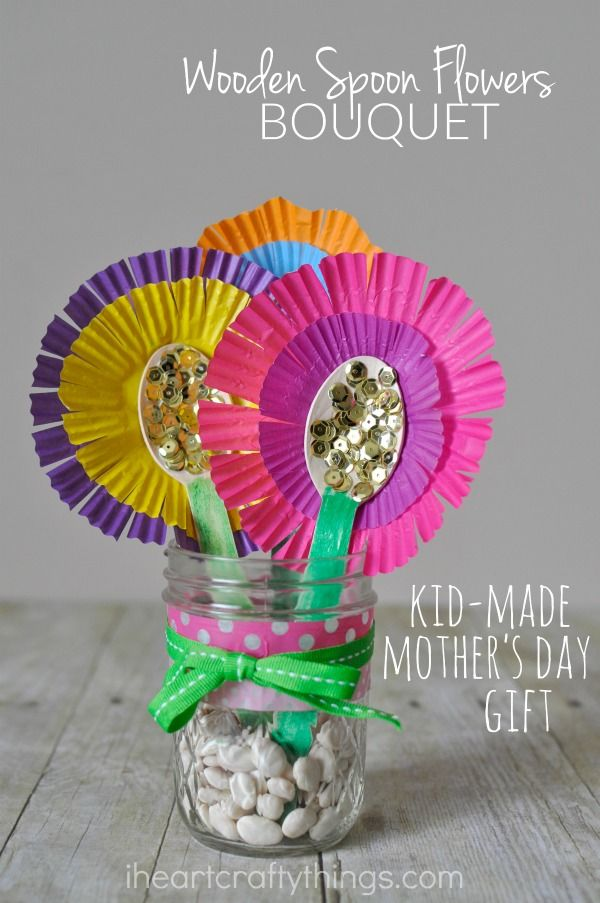 Mom Birthday Gifts This Pretty Mothers Day Flower Bouquet Gift Is