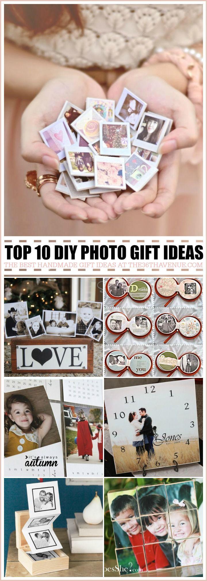 Mom Birthday Gifts Top 10 Handmade Using Photos