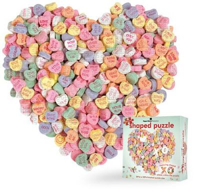 Top-Rated Gifts for Every Occasion: Heart Shaped Jigsaw Puzzle for Valentine&#39...