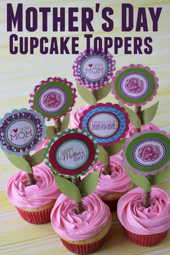 Treat Mom extra special this Mother's Day with these fun and easy to make pr...
