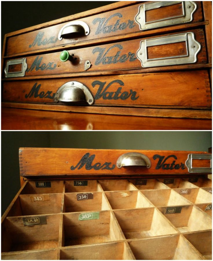 What would you put in this amazing vintage 1940s cabinet???  Storage galore! Wha...