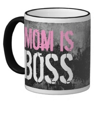 Mom Birthday Gifts Whos The Boss Is How True Great