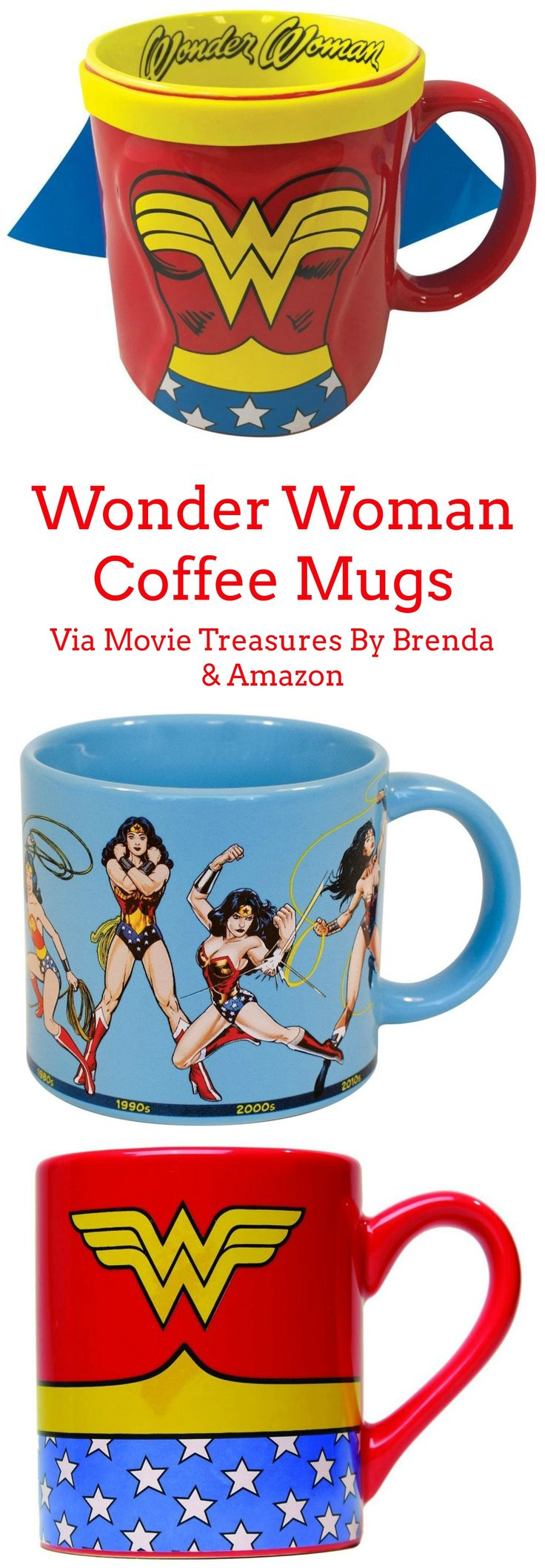 Wonder Woman is the most famous heroine of all time. She is a feminist icon with...