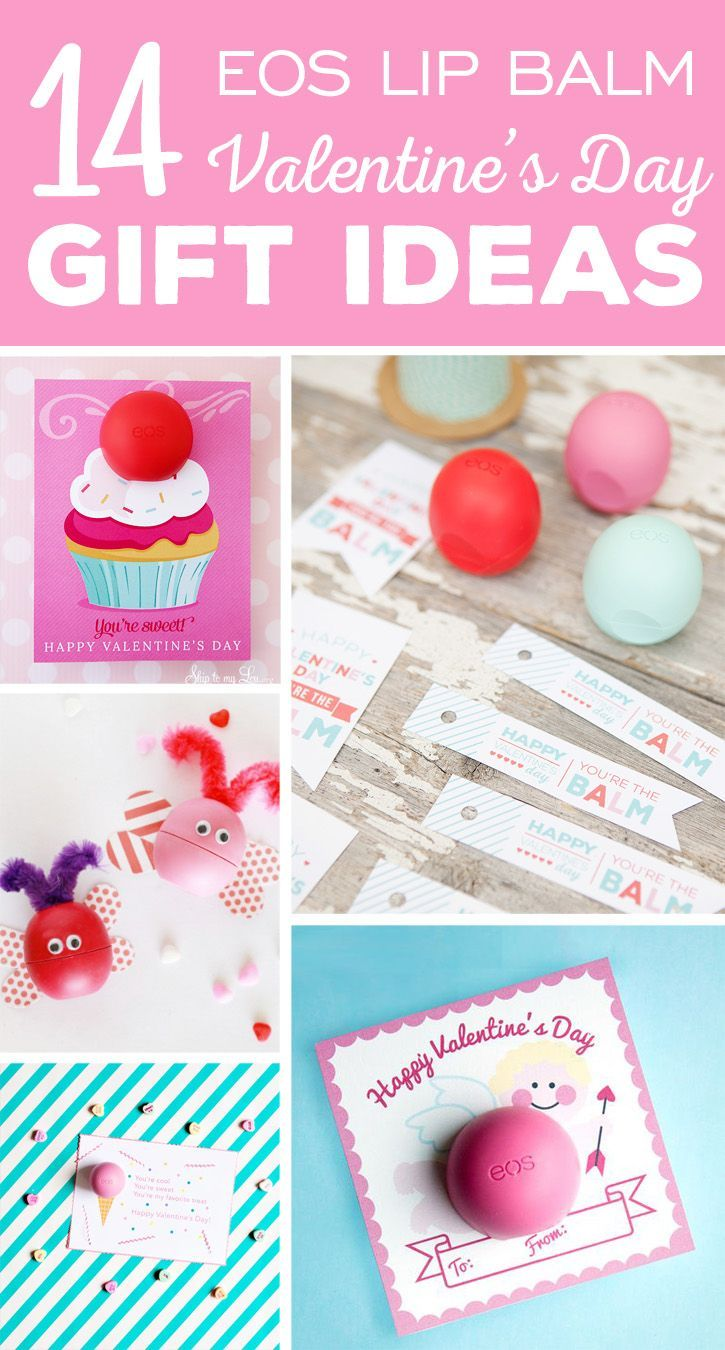 Valentines day gifts 14 fun eos lip balm valentine 39 s day for Valentine s day gift ideas for mom