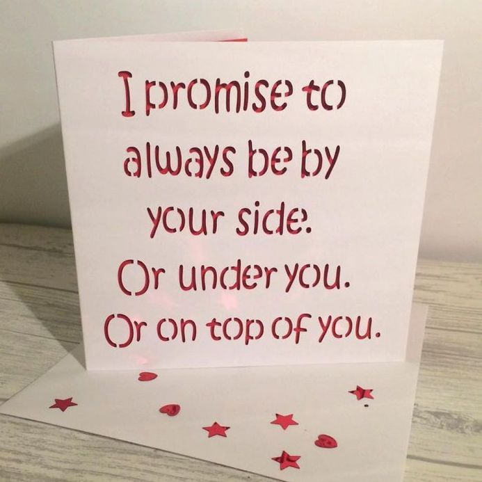 Valentines day gifts 20 funny valentine s day cards for Best gift cards for men