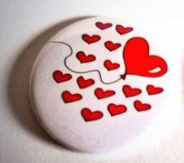 Valentines Day Gifts : Easy Painted Rock For Gift in ...