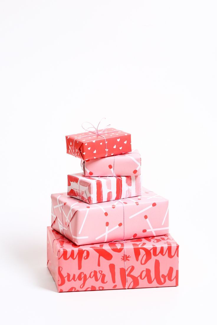 Valentines Day Gifts : Free Valentine\'s Day Printable Gift Wrap ...