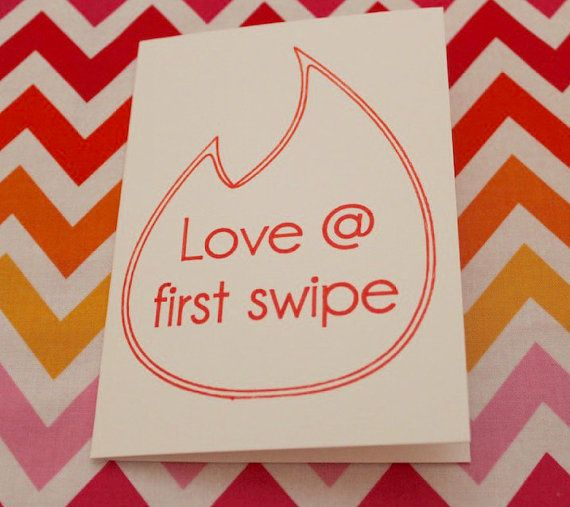 Valentines Day Gifts Funny Valentine S Day Card Tinder Love At By
