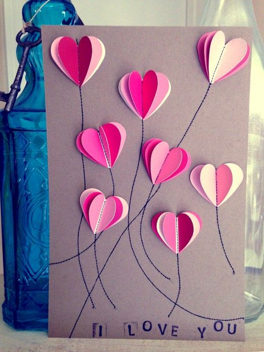 Superior Valentines Cards Ideas To Make Part - 7: Valentines Day Gifts :