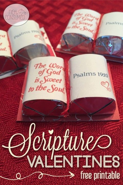 Looking for a simply crafty way to share God's love this Valentine's day...