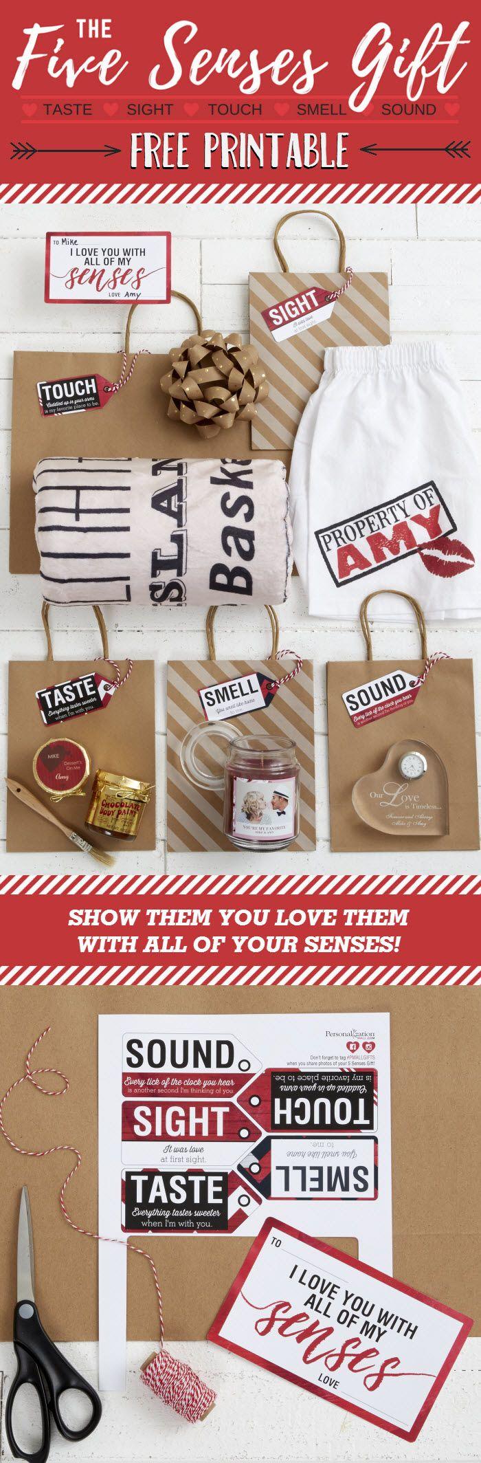 LOVE this Valentine's Day gift idea! It's so unique and romantic! You pi...