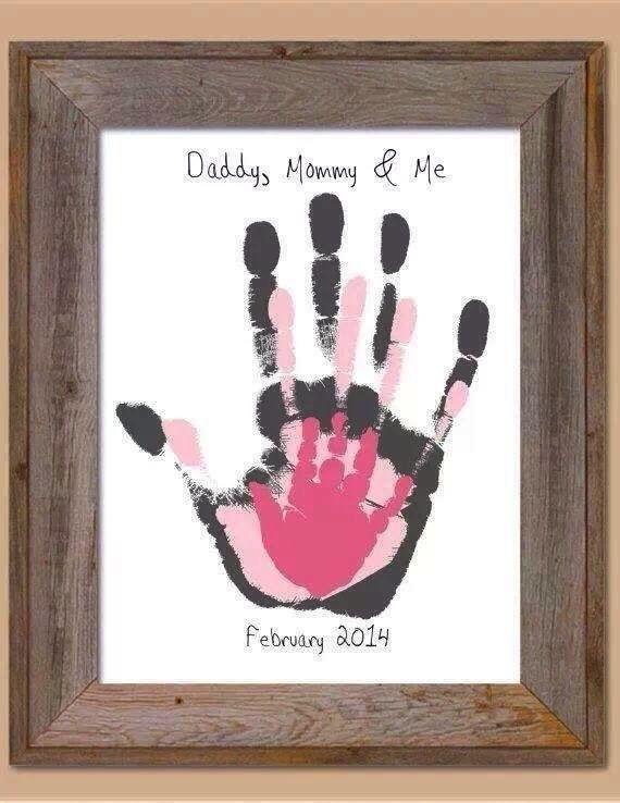 Top Valentines Day Gifts : Peindre avec les mains et les pieds pour la  GJ47