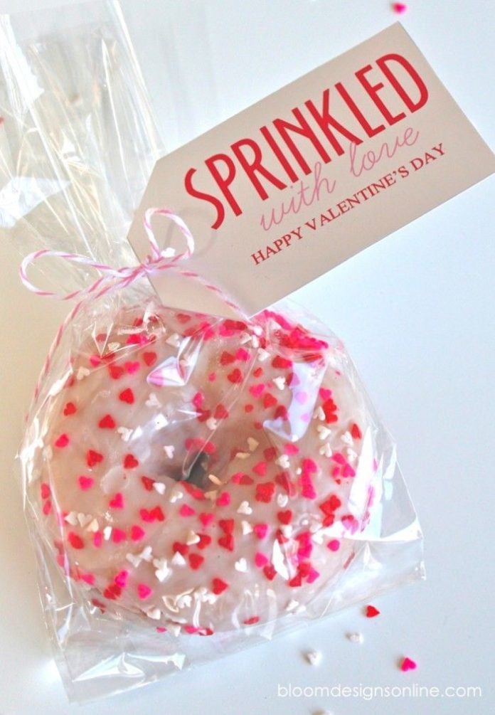 Valentines day gifts sprinkled with love cute for Cute valentines day gifts for men