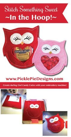 Valentines Day Gifts Stitch Sweet Valentine Treats Right In The