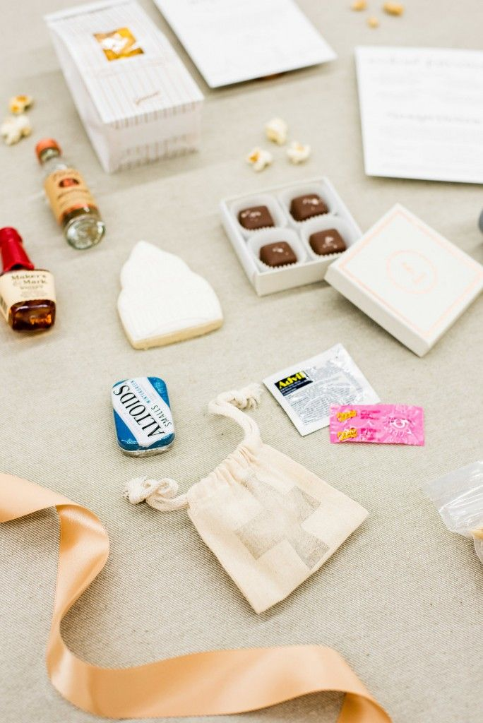 How to avoid logistical mistakes with your wedding welcome gifts. Part 3 of our ...
