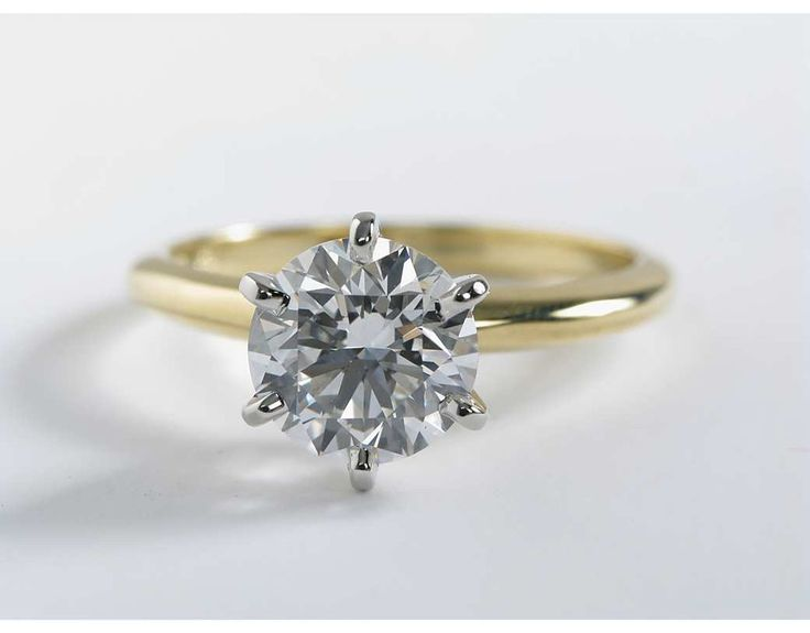 Birthday Gifts A Perfect 4ct Round Cut Tiffany Style Russian Lab